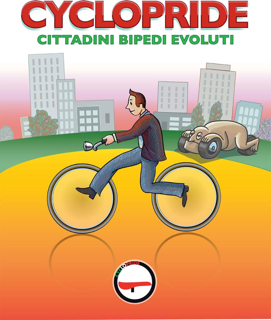 Manifesto Cyclipride 2014, 11 maggio