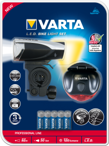 Bike Light_Pack Varta