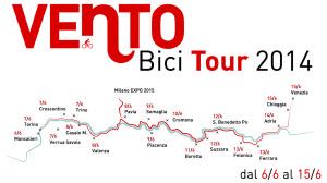 vento Bici Tour 2014