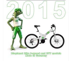 Bioplanet bike 2015