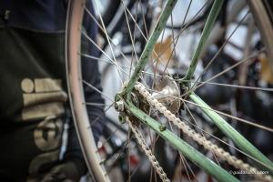 Trasformazione bici in fissa