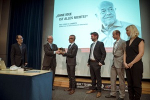 Swiss Innovation Prize.