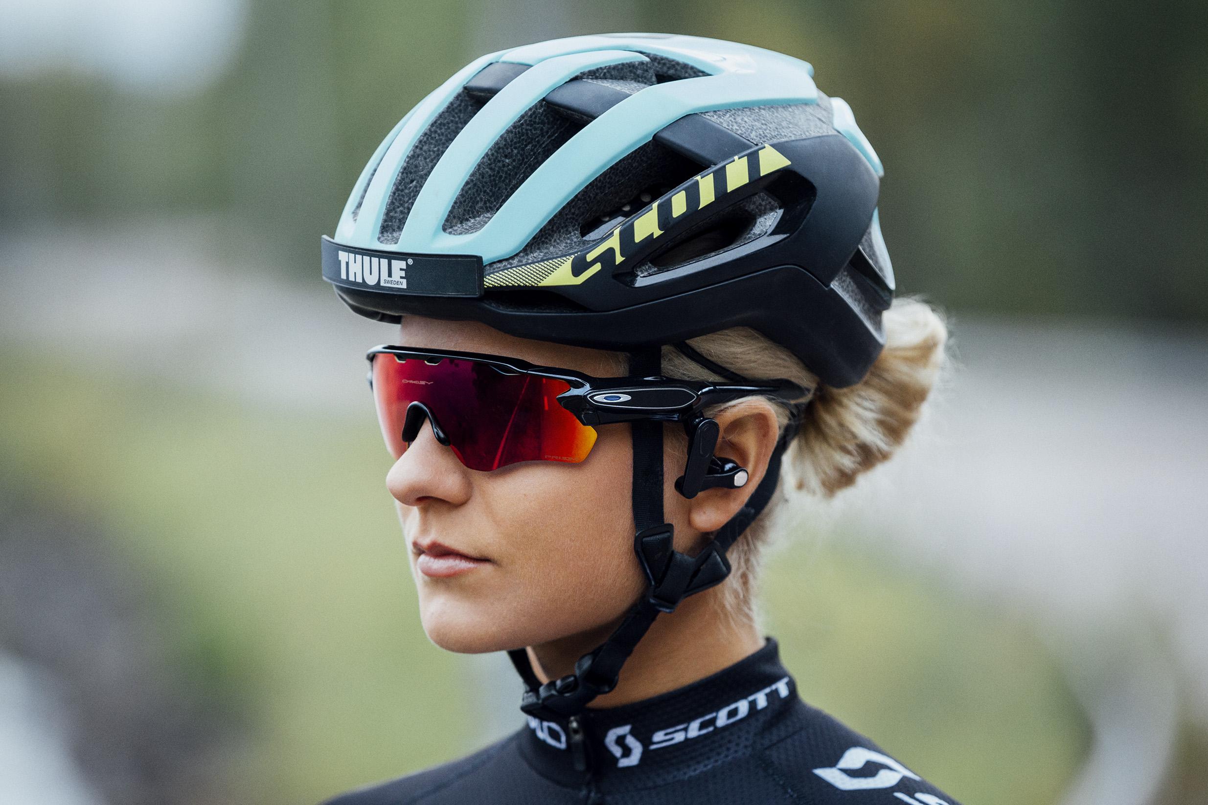 ciclismo oakley radar occhiali