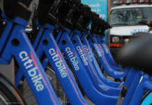 Citi bike new york bike sharing