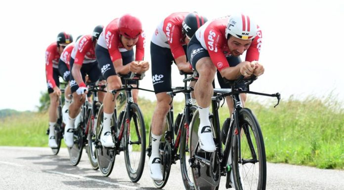 speed gel team lotto soudal criterium du dauphine