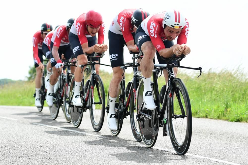 speed gel team lotto soudal criterium du dauphine