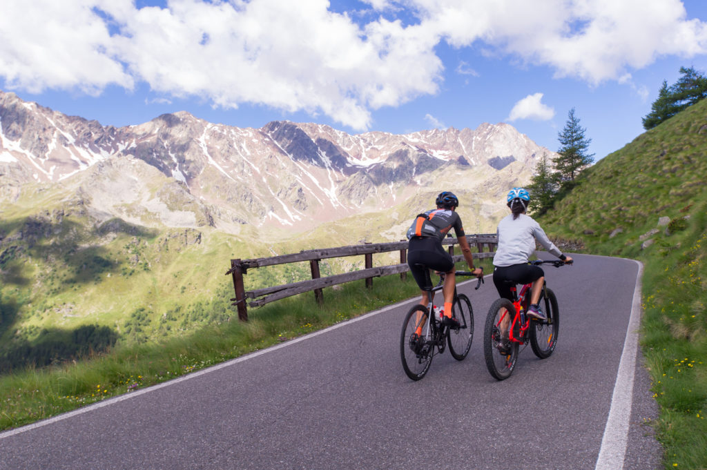 Enjoy Stelvio National Park