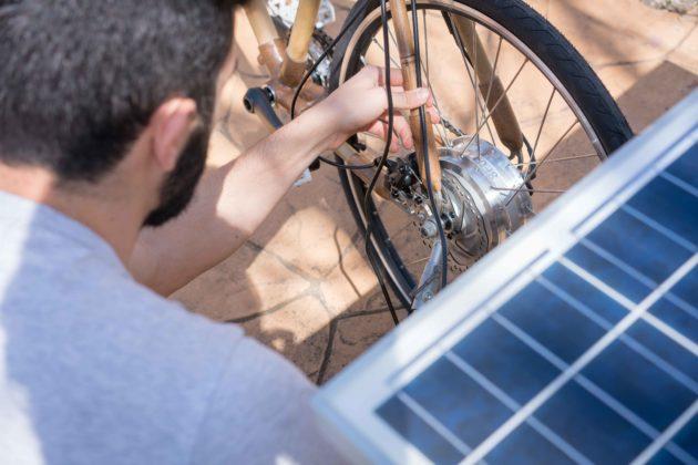 energie rinnovabili #pedaleosolar