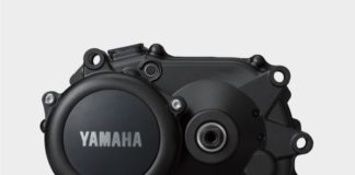 Yamaha electric bike motor pw te