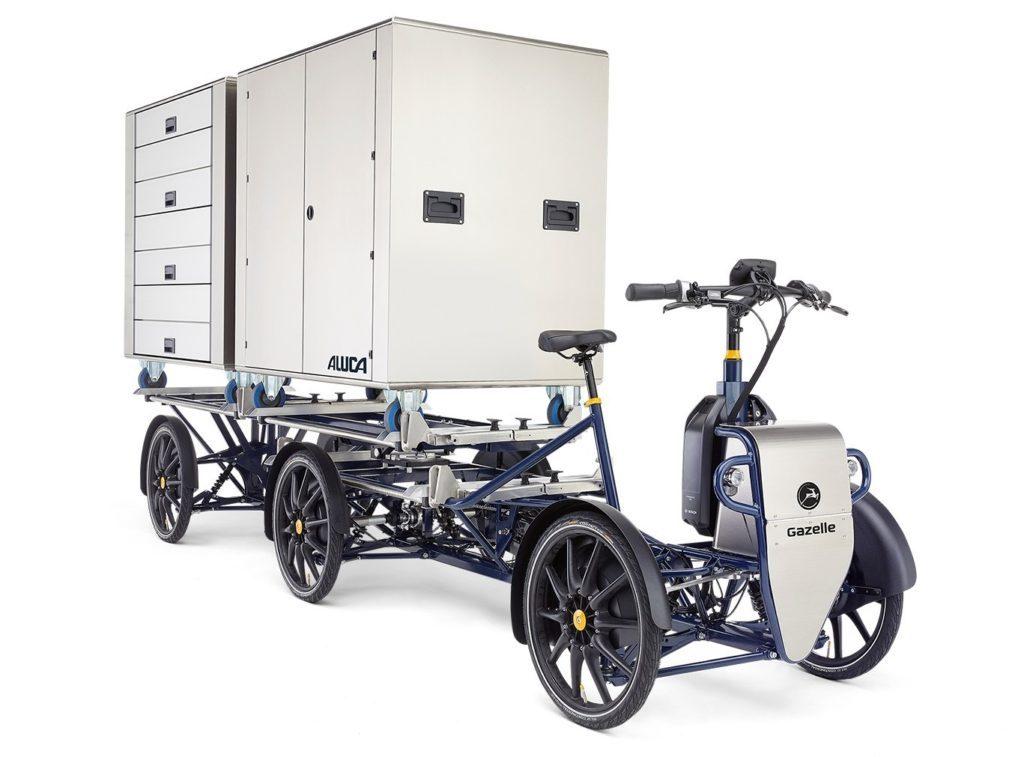 gazelle e-transporter