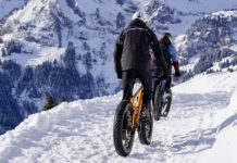guide alpine bike alpinism