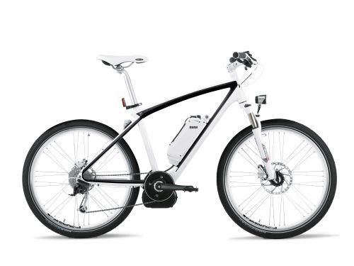 La Prima Bicicletta Elettrica Bmw Con Motore Bosch Bicitech