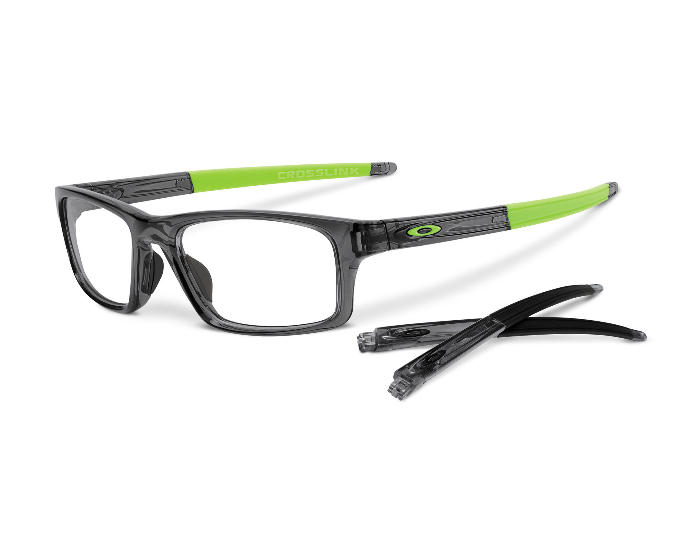 Oakley Crosslink Pitch l occhiale da vista per lo sportivo - BiciTech fee2d17195