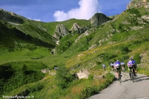 Ekoi, La fausto Coppi le Alpi dl Mare