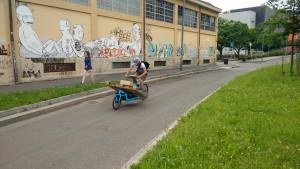 Cargo bike Omnium