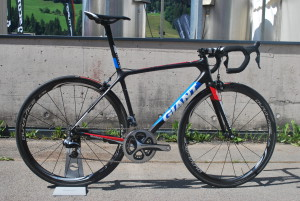10) Giant TCR Advanced SL