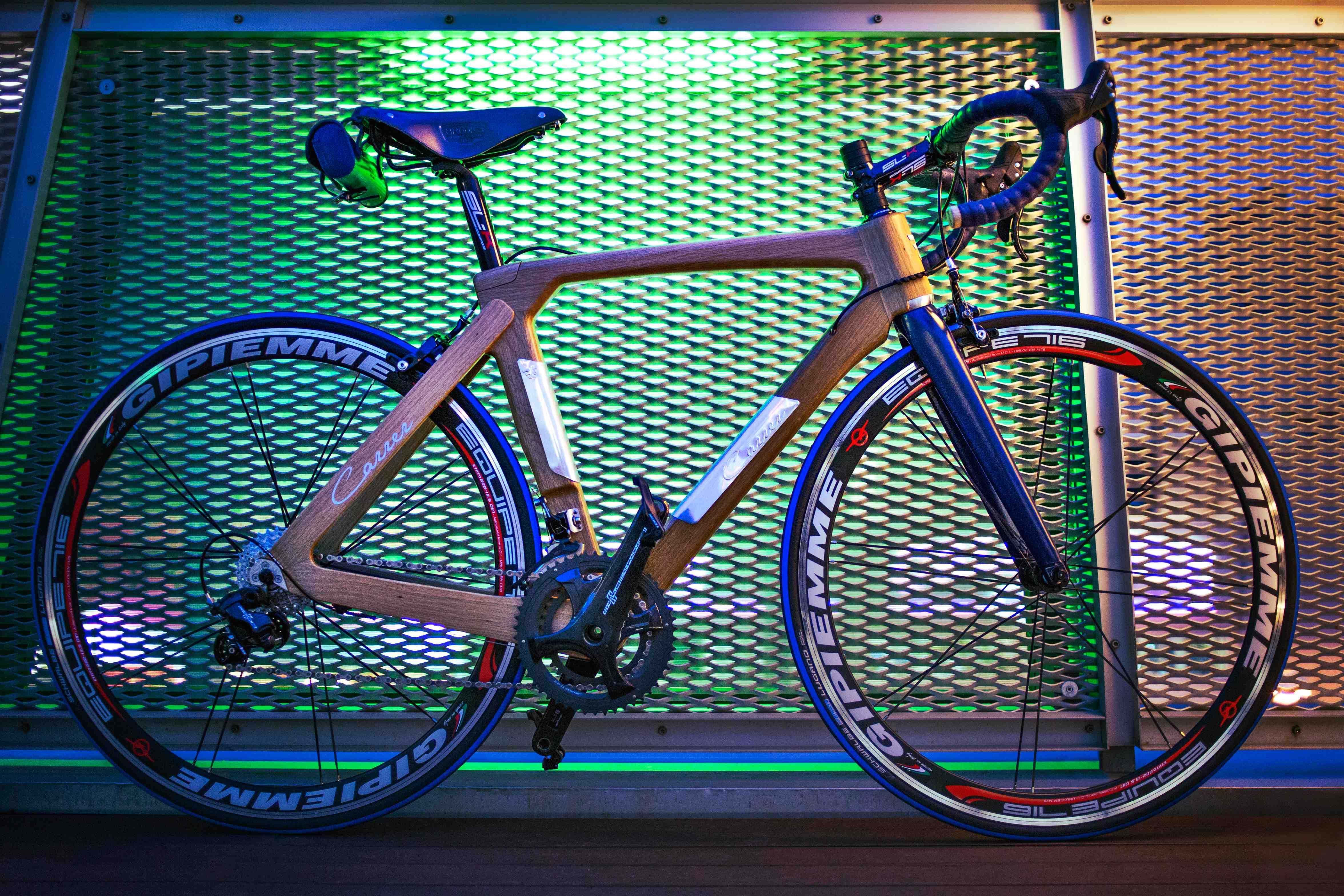 Nasce Carrer Bike Bici Da Strada Su Misura Con Telaio In