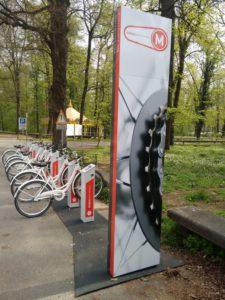 bike sharing Monza