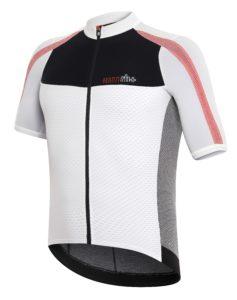 DrySkin AirX Jersey, la maglia che garantisce un'efficace termoregolazione del corpo in condizioni di massimo sforzo grazie alla combinazione di diverse fibre evolute: Dry Skin e Polartec® Delta®