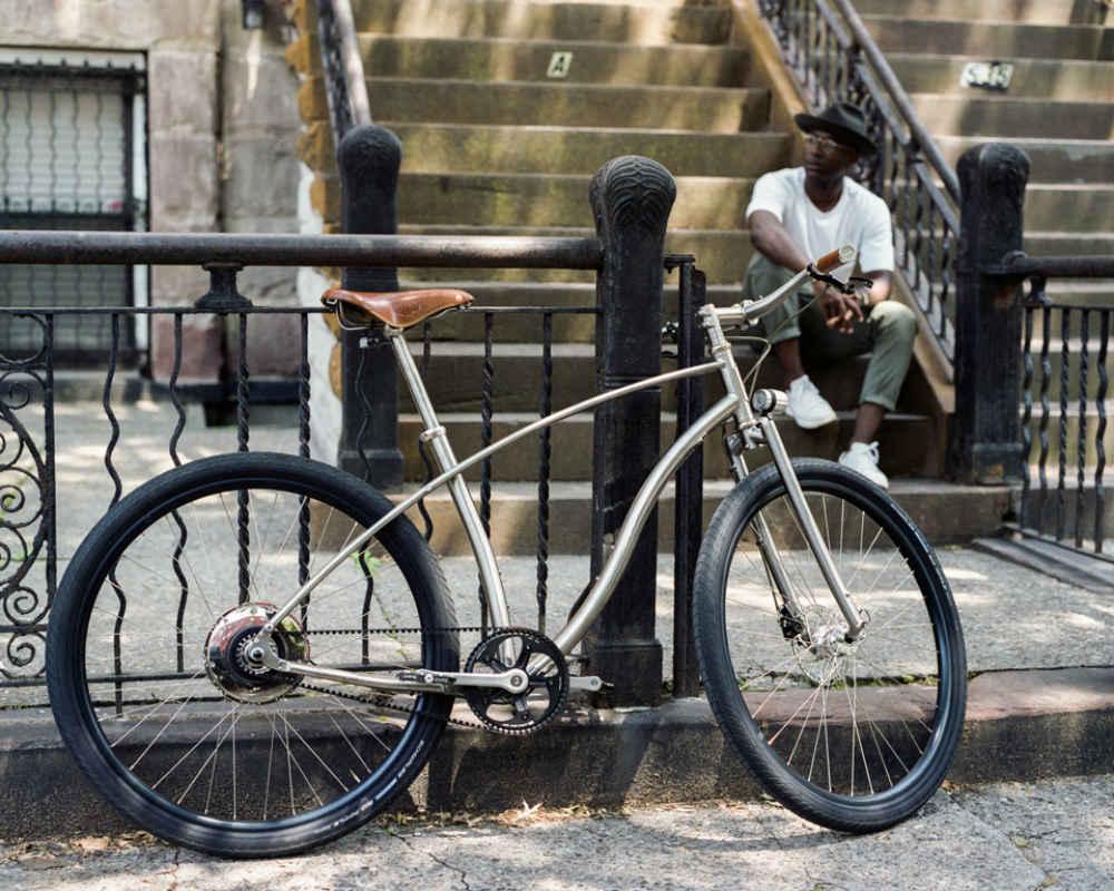 Model E La Bicicletta Elettrica Più Leggera Del Mondo Arriva Dagli