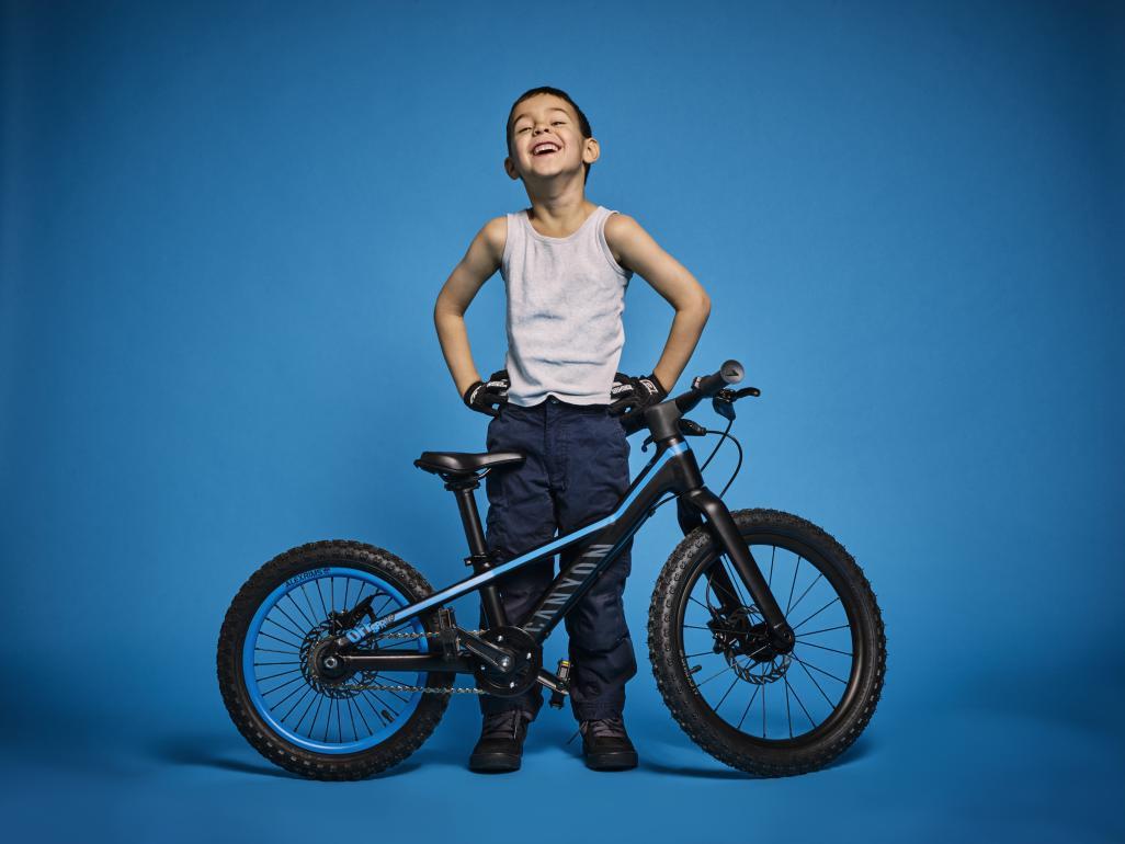 Canyon Lancia La Sua Prima Linea Di Bici Per Bambini Canyon Kids