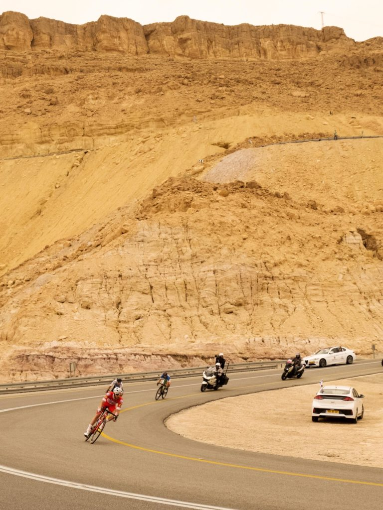 Giro d'Italia 2018 Deserto Negev – ©losurmat_Matteo Losurdo photography – inedita