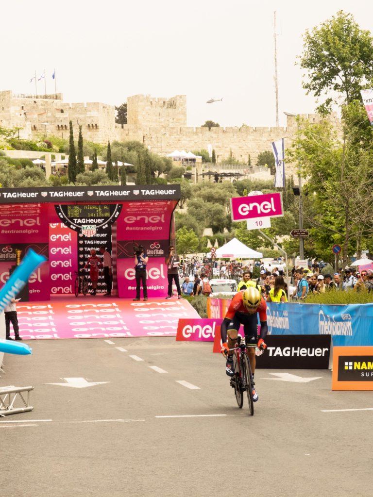 Giro d'Italia 2018 Gerusalemme partenza crono– ©losurmat_Matteo Losurdo photography – Inedita