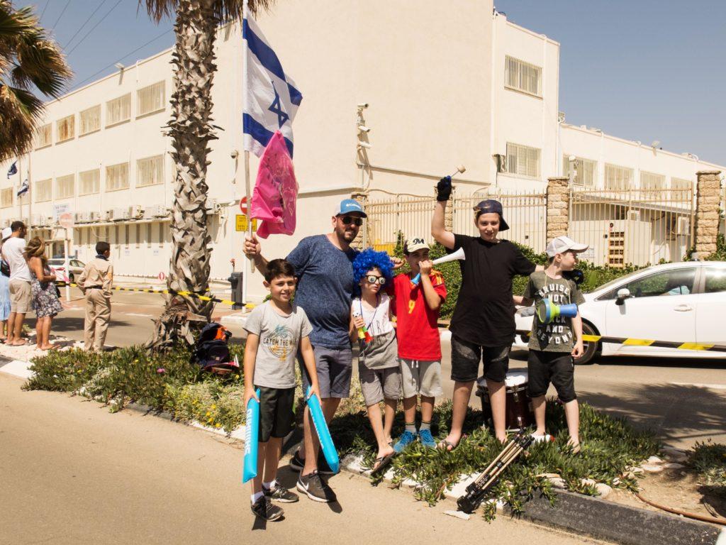 Giro d'Italia 2018 Haifa Tel Aviv - Acri