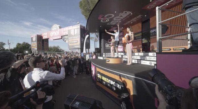 Giro d'Italia 2018 - screenshot from giroditalia.it