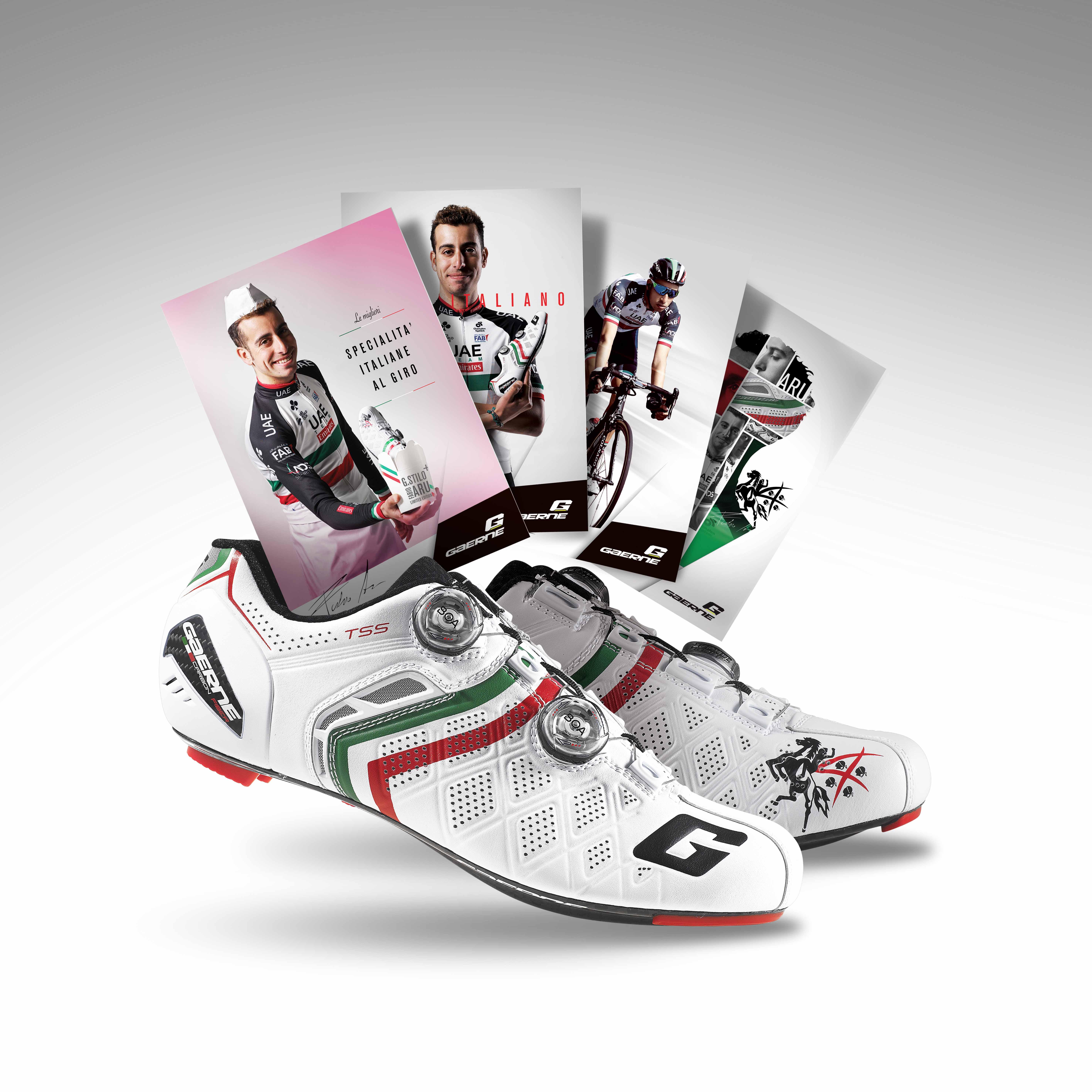 check out 11d83 073bb Gaerne G.Stilo Special Edition Fabio Aru Giro d'Italia ...