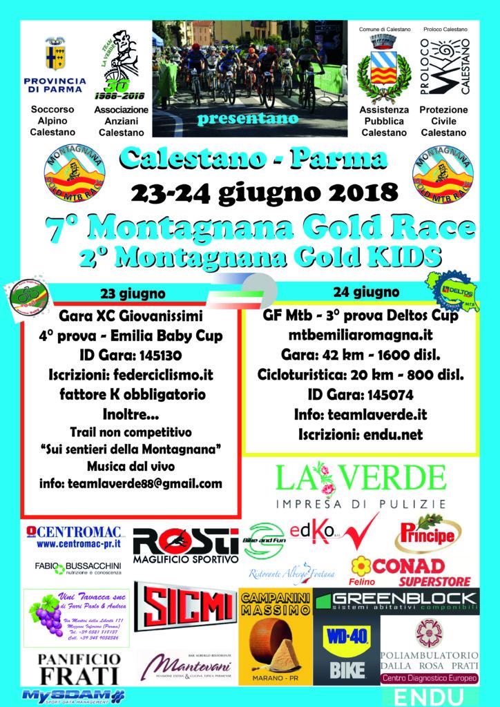 Montagnana MTB Gold Race 2018