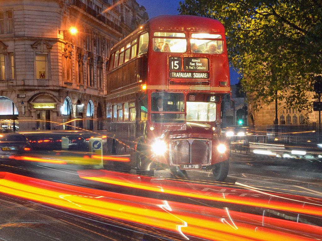 Traffico Londra