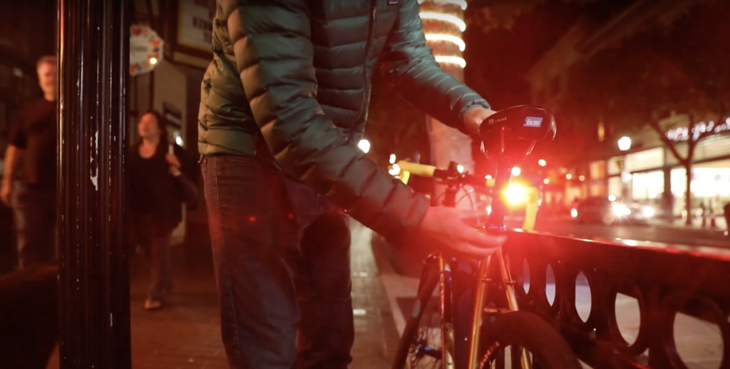 luci per bici Vya Lights Vibe Pro