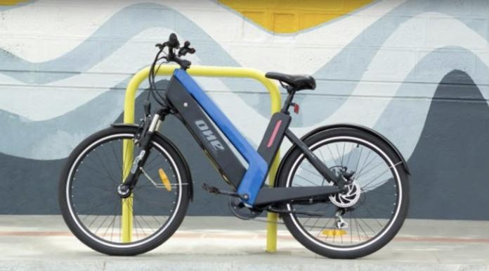 Tronx One e-bike