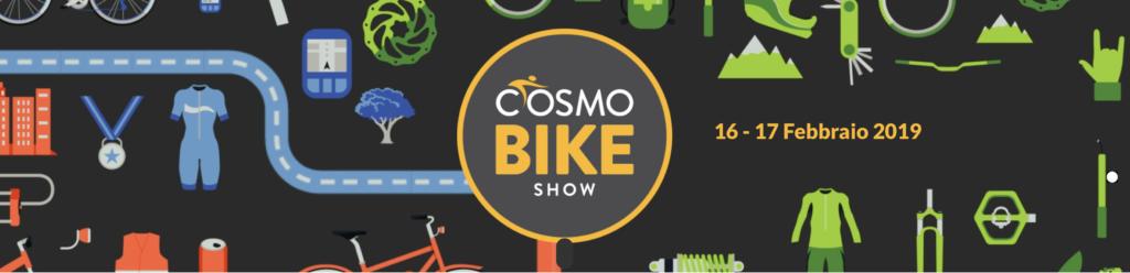 cosmobike show 2019