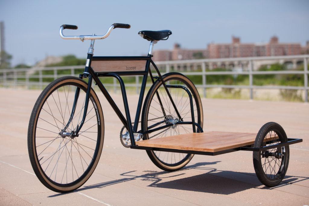 horse bici sidecar