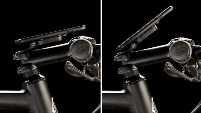 smartphone sulla bici Phone Mount