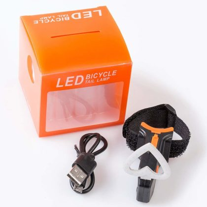 luci led per bici freemaster
