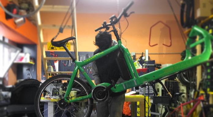 Tuning bici