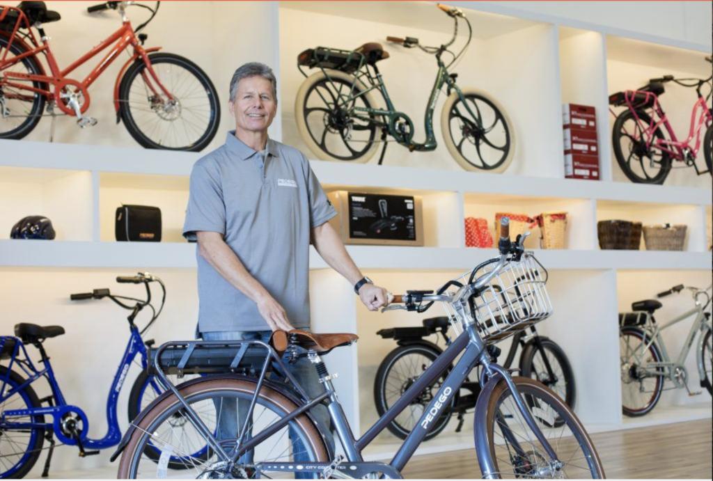 bici elettriche in America
