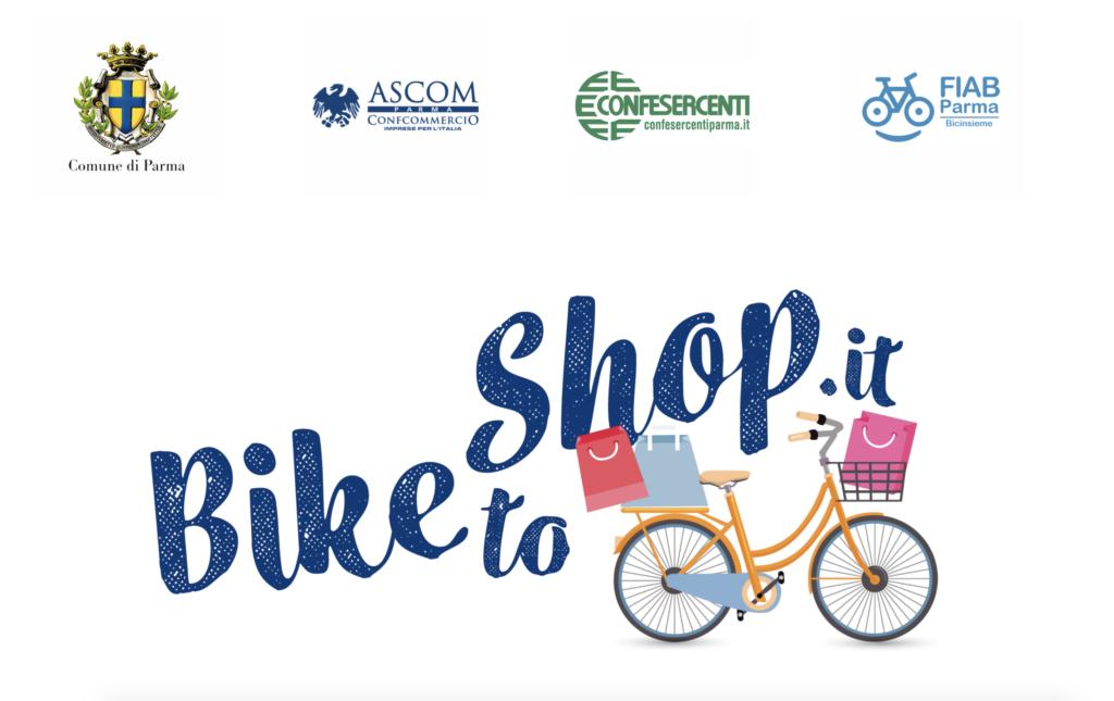 bike to shop parma
