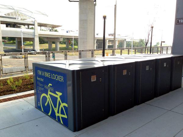 parcheggiare la bici
