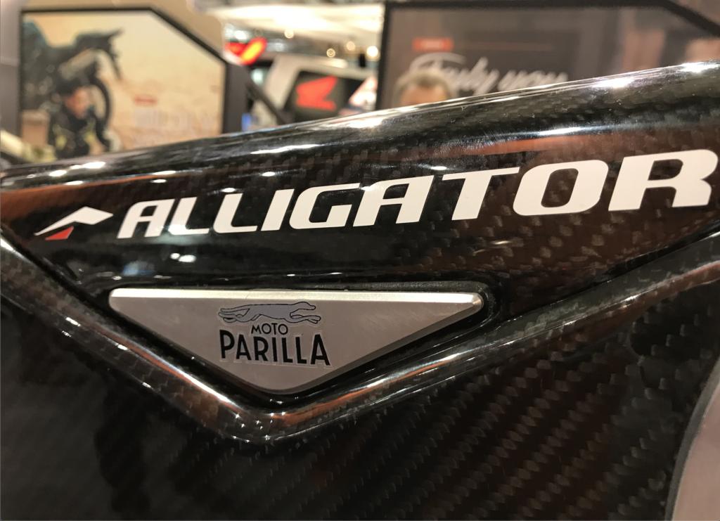 Moto Parilla Ultra Alligator Special Edition