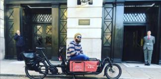 bici taxi pedal me londra