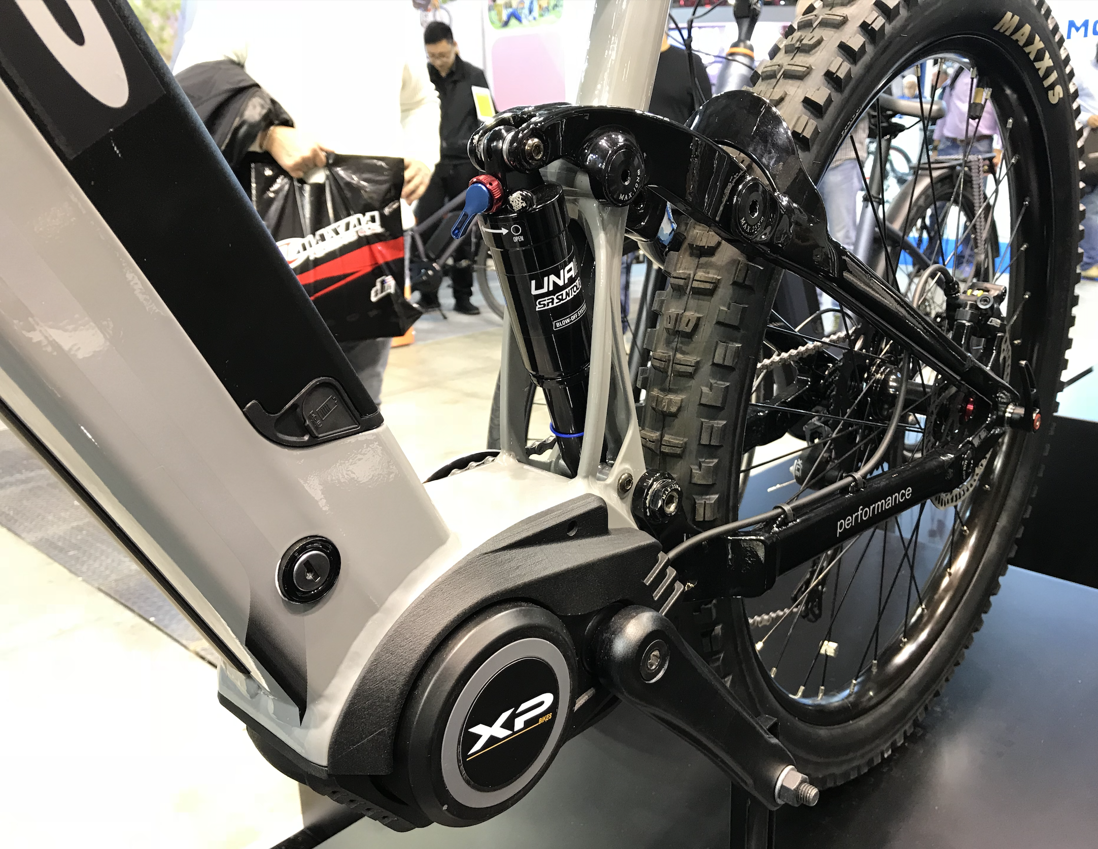 Bicicletta Elettrica Xp