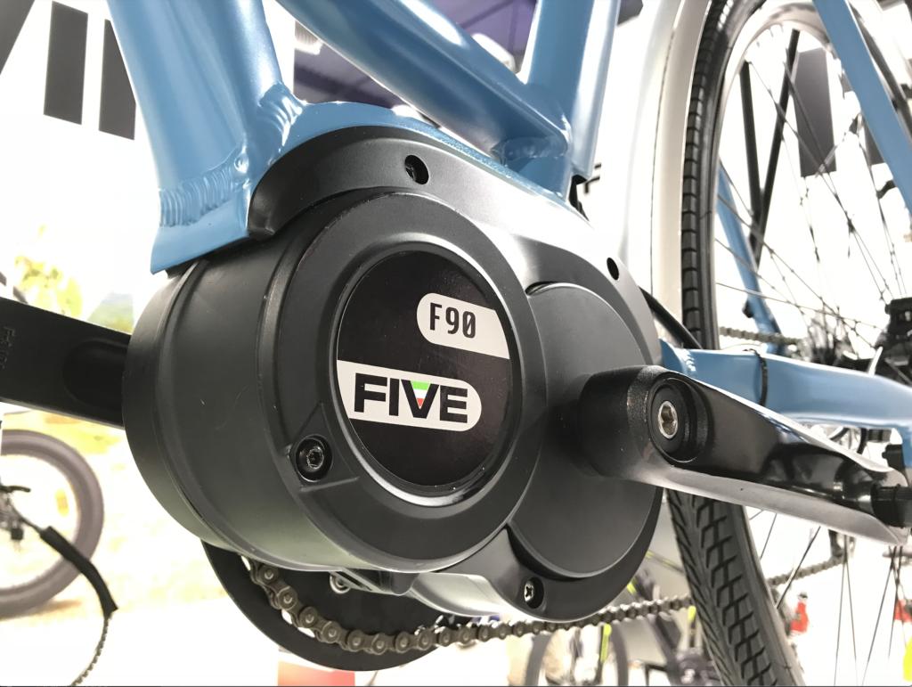 motori elettrici five Italwin Pearl