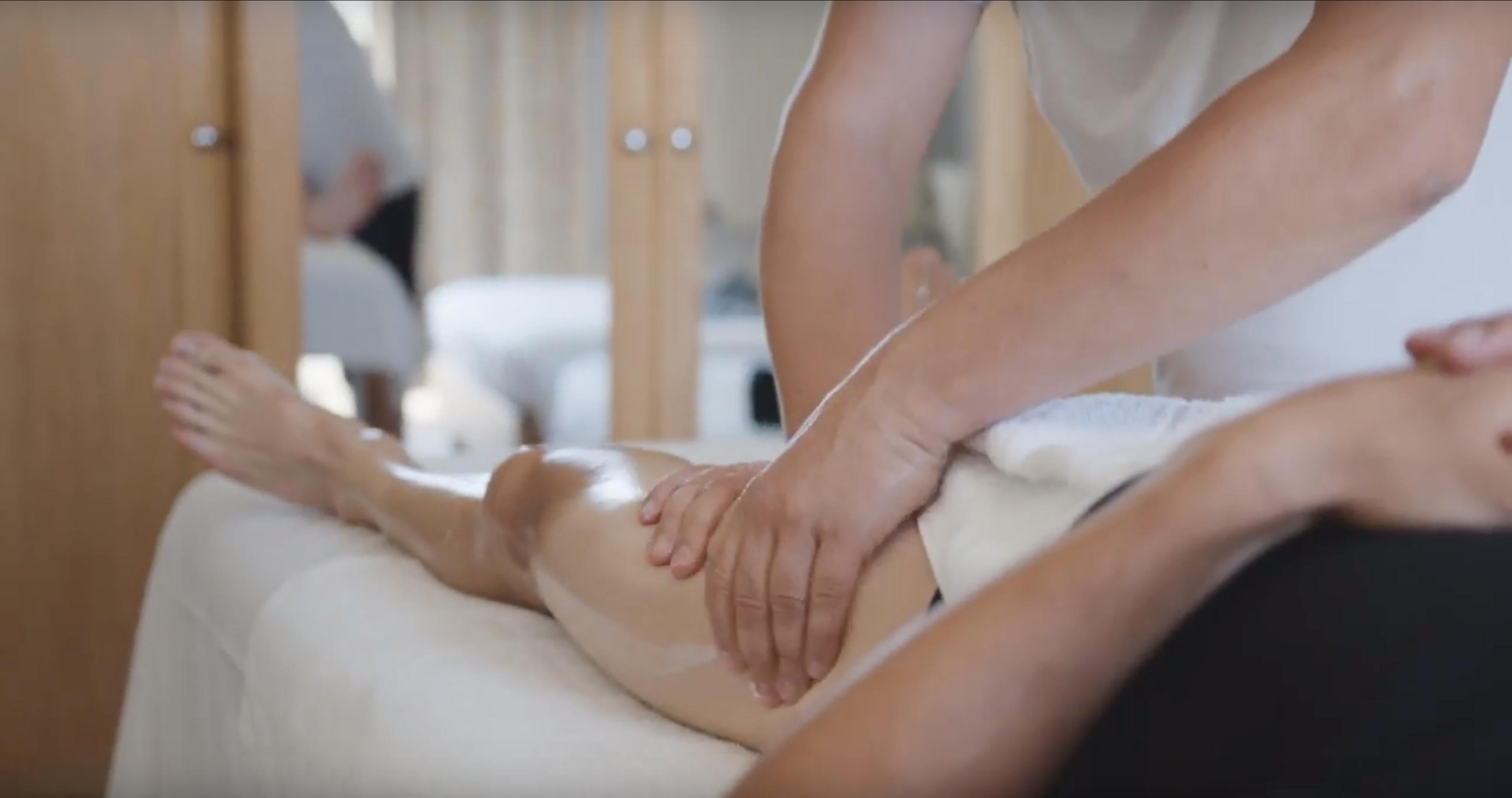 proprietà del massaggio sportivo