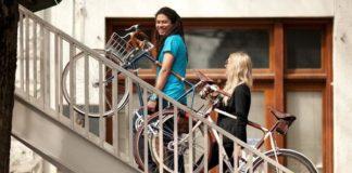 trasportare la bici