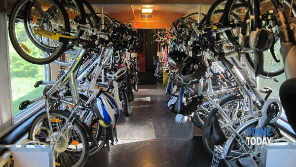 autobus bici