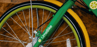 bike sharing dockless limebike